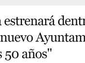 """Fuenlabrada estrenará dentro semanas nuevo Ayuntamiento """"para próximos años"""""""