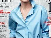 Stella Tennant posa para portada Vogue