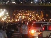 Multitudinaria marcha exige renuncia presidente Honduras