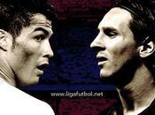evolución Messi Cristiano Ronaldo