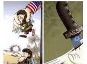 prensa tratara Israel misma forma trata ISIS