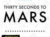 Thirty Seconds Mars, septiembre Getafe festival Neox Rocks