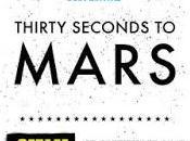Thirty Seconds Mars, septiembre Getafe festival Neox Rocks
