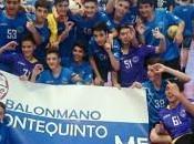 Montequinto campeón Intersector Nacional Infantil clasificado para Fase Final