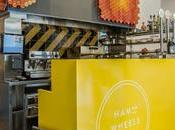 Wheels, fast food combina cultura urbana ciclismo cocina catalana