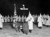 absurda historia Klux Klan