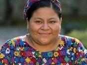 Rigoberta Menchú llega Ecuador para palpar contaminación Chevron-Texaco.