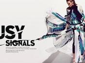 Jessian Gravel obsesionada estampados para Fashion Magazine