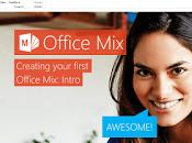 Office Mix: Renueva presentaciones PowerPoint