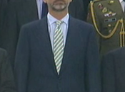 Pitada himno presencia Felipe