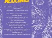 "Artistas potosinas invitadas participar exposición ""Mujeres mexicanas"" México Cultural Print Exchange Londres"