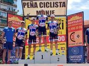 Flex-Fundación Alberto Contador copó podio Fuenlabrada