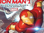 Iron Man, manos Brian Bendis tras Secret Wars