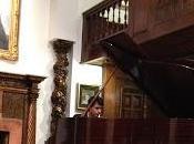 Juan Barahona, escultor piano