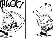 Calvin Hobbes, Baseball