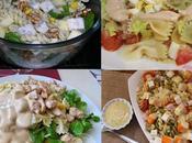 Cuatro Recetas Ensalada Pasta