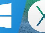Nueve características Windows delante