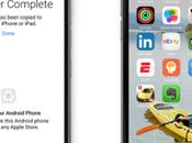Apple tiene para Android ayuda mudarte