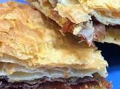 Empanada cecina queso cabra