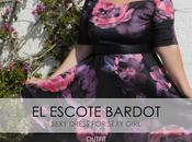 escote bardot outfit