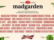 Nuevas incorporaciones Madgarden Festival madrileño