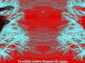 Ilustración Poema Mercedes Ridocci Llamas Agua