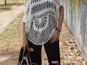 Crochet oversized