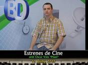 "Comarcal: Estrenes Cine, Oscar Vela ""Mastí"" 11/06/2015"