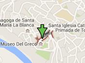 Antigua calle Horno Juan Dios Juderia Toledo