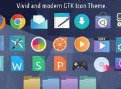 Tema iconos Vivacious, como instalarlo Ubuntu mediante