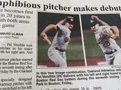 rara manera jugar béisbol