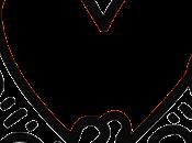 Posters para colorear: Keith Haring's hearts