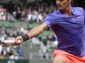 Roger Federer Philipp Kohlschreiber Vivo, Halle