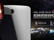 Mlais Base: ¡pedazo batería interminable!