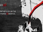 """Máster """"Técnicas Diagnóstico Intervención Bienes Inmuebles Patrimonio Histórico"""" 2015-2016 Salamanca (España)"""