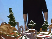 Microsoft presenta Minecraft HoloLens