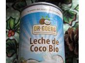 Arroz leche coco