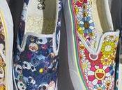 Vans Takashi Murakami unen para crear colección colorida