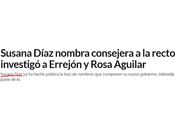 Rosa Aguilar, ¿investigada junto Errejón?