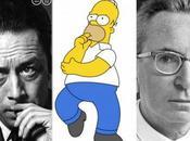 Homero Simpson, Frankl, Camus, tema valores