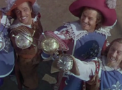 escenas favoritas tres mosqueteros (The three musketeers, George Sidney, 1948)