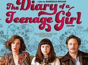 Nuevo póster para reino unido drama independiente diary teenage girl