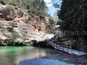 Senderismo piscinas naturales Charcos Quesa