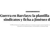 Érase vez... Barclays, sindicatos Caixabank S.A.