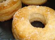 Donuts hojaldre
