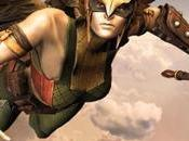 Hawkgirl podría tener propia serie