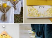 Wedding inspiration: Yellow