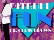 Pitbull Chris Brown estrenan vídeoclip single 'Fun'