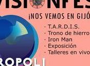 IRON confirma presencia festival Metrópoli
