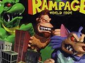 Dwayne Johnson Actor Principal Adaptación Arcade Rampage World Tour